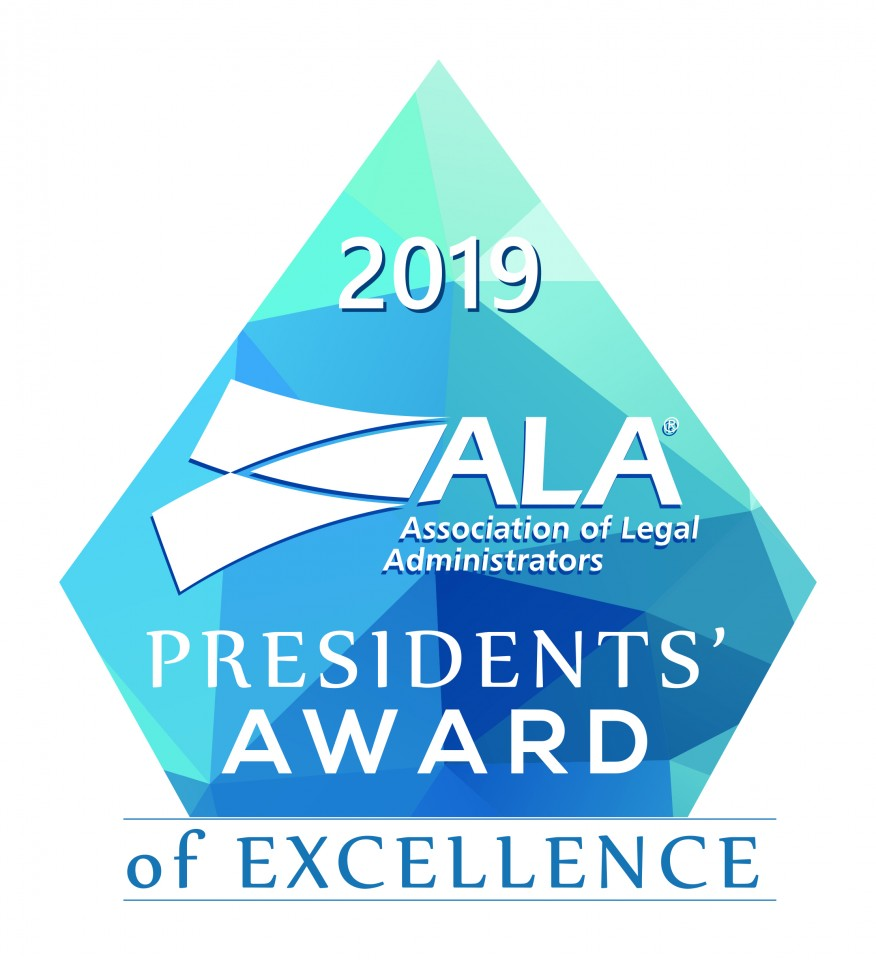 ALA Presidents' Award 2019